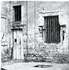 Door to dungeon at Fort Marion, St. Augustine, FL, February 1901.