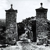 Old City Gates, St. Augustine, FL, February 1901.