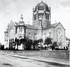 Memorial Church, St. Augustine, FL, February, 1901.<br /> Now Flagler Memorial Church.