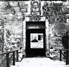 Entrance to Fort Marion, St. Augustine, FL, February 1901.