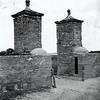 Old City Gates, St. Augustine, FL, February 1901.