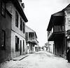 St. George Street, St. Augustine, FL, February, 1901.