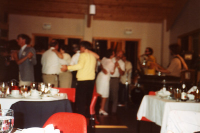 6/22/85 - Dave's 25th High School Reunion.