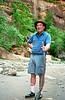 National Park trip c.1990.  Indiana Jones?