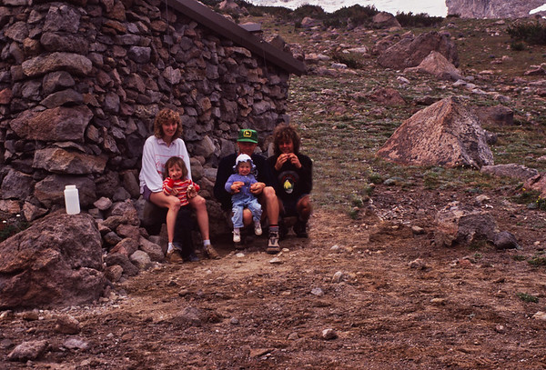 16 Cooper Spur Hike