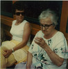 Untitled-28 Grandma on NYC ferry
