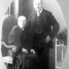 Josef und Ursula Hirschberger (geb  Dirscherl) - Opa Hirschberger's Eltern - e