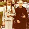 Ruth und Uroma Lengle bei Ruth's Firmung - e