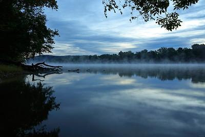 Susquehanna River Pre-Dawn