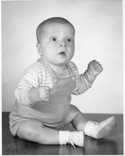 1949 Michael Robert Belsole (b&w)