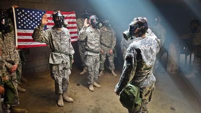 XVIII Corps Reenlistment