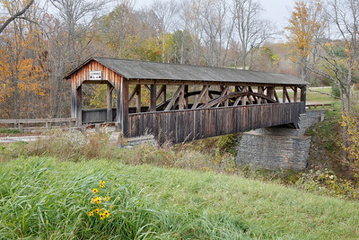 Luther's Mill Covered Bridge, PA