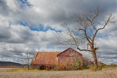 Haunted Barn in Buckhorn, PA