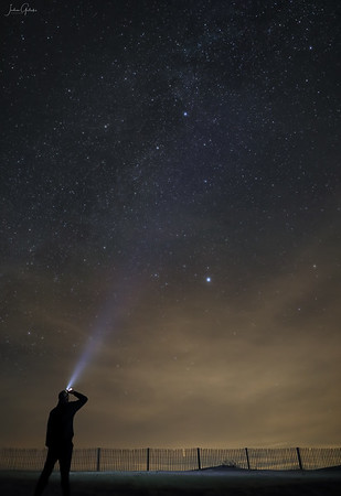 Assateague Night Sky, MD