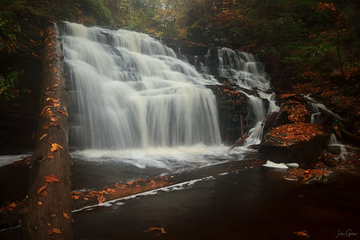 Mohican Falls at Ricketts Glen, PA