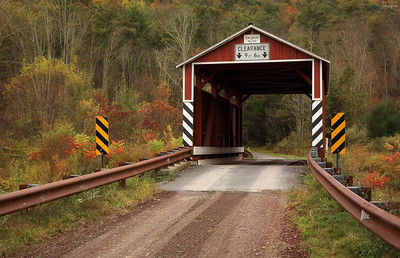 Kramer Covered Bridge, Columbia County, PA