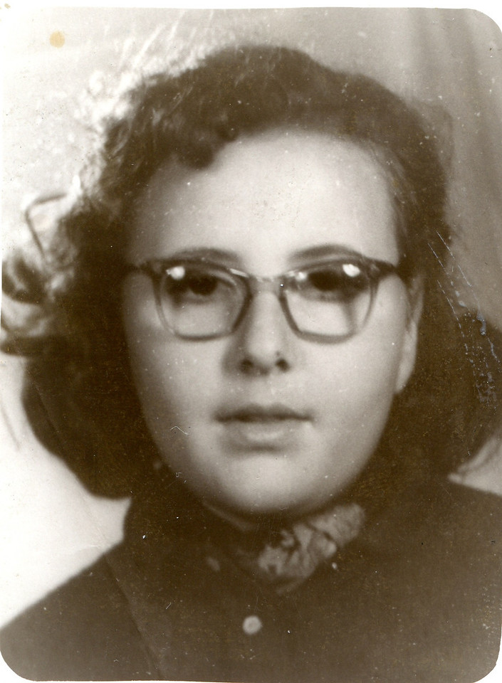 1960 Judith Grunfeld