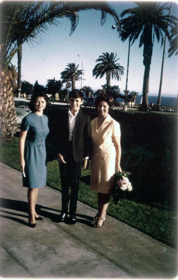1965 Ibi Joska Rose shopped