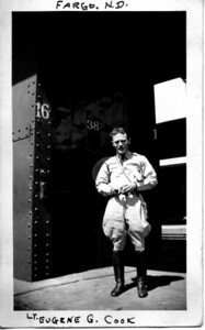 1st Lt. Eugene Glynn Cook, St. Paul, Minn, 7/30/35