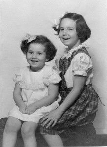 Eileen and Rosalind Terrell