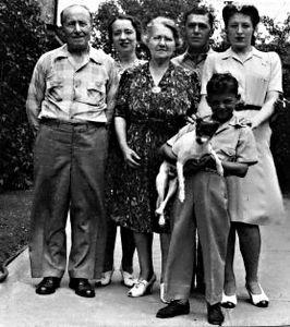 Eliezer, Sonia, Miriam, Harry, Elmer, and Lil