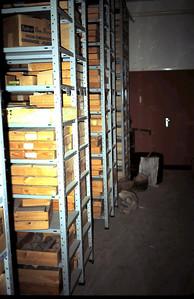 Lab storeroom