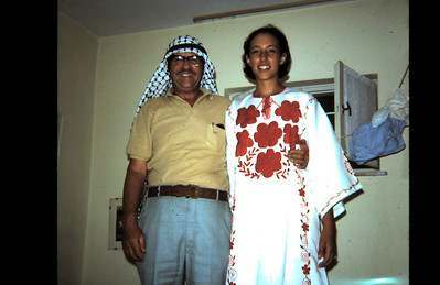 Grandpa and Lore after the Old city.