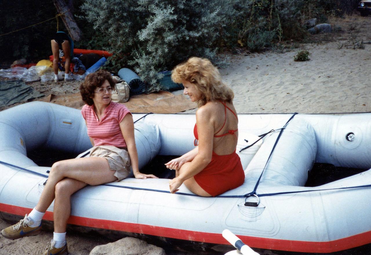 1038 Ibi Vera rafting 1983