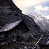 Plateau Parrain, vue d'allage alpes