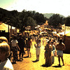 Rennaissance Fair.  Grandma and Lore walking with backs to us.