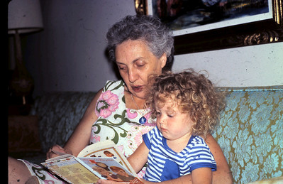 Grandma and Ann Michelle
