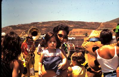 1980 - Marineland and SF