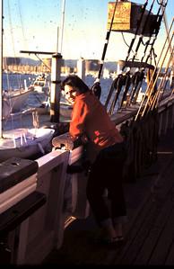 Yaffa at marina del Rey