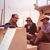 Grandpa, Bill Martin and Bill Chastain fishing