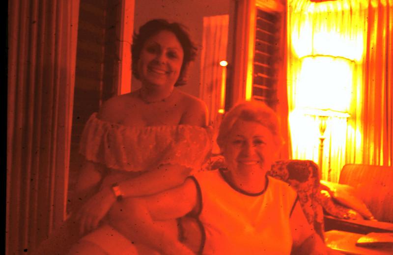 Yaffa and Savta
