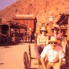 Ruth, Lore and Mordehai at Calico Ghost Town