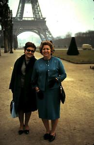 Regina and Safta