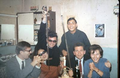 Mordehai Nov 1965 to August 1968