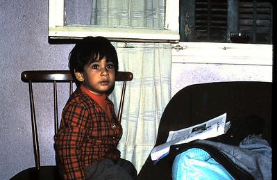 Mordehai November 1971