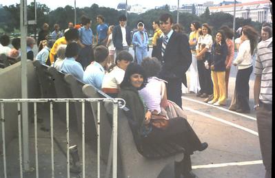 Tina in DC 1965