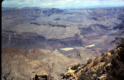 Tucson & Grand Canyon 1978