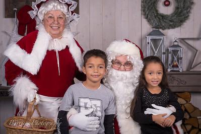 Photos with Santa 2015