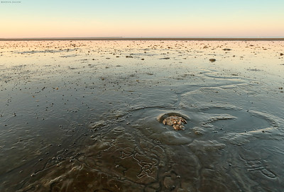 Slaughter Beach sunset