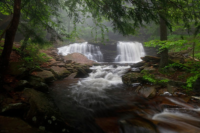 Cayuga Falls, Ricketts Glen