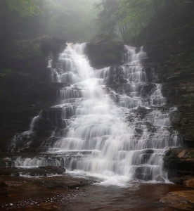 F.L. Ricketts Falls, Ricketts Glen