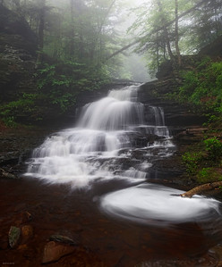 Onondoga Falls, Ricketts Glen