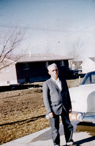 Dan Madsen, Shirley Johnsons stepfather. 1950s
