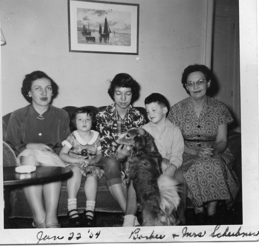 107 Esther Ruth Stan 1954_01_22