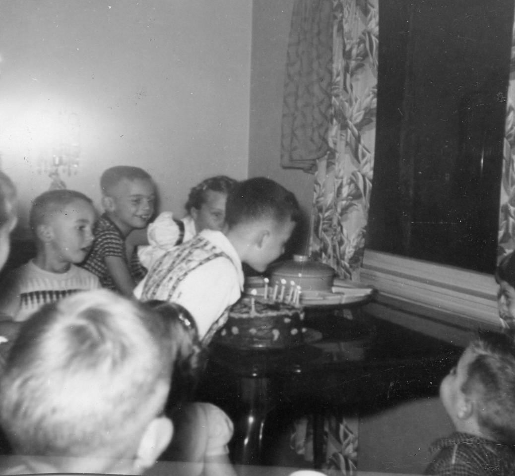 Stanley's Birthday, Nov 24, 1953