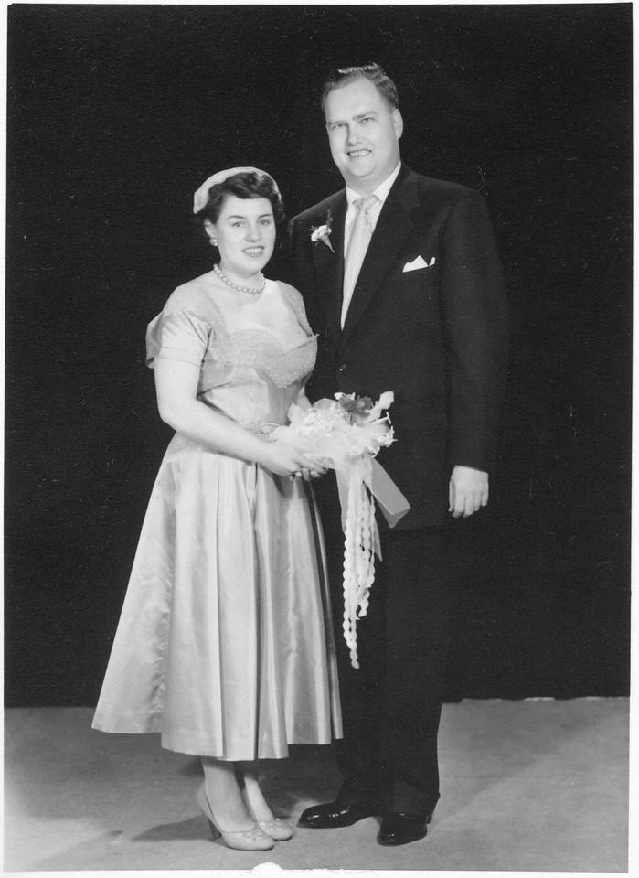 Alberta Joe Schechtman 1952